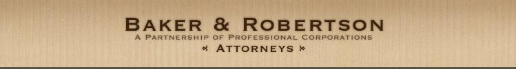 Baker and Attorneys - Central Texas Law Firm